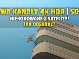 kanały 4K UHD Spain satelita okładka
