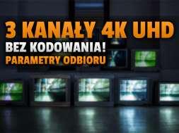 kanały 4K uhd bez kodowania satelita okładka