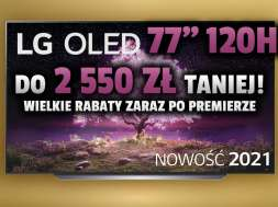 lg oled 77 cali b1 c1 telewizory promocja euro 2020 rtv euro agd okładka
