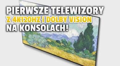 lg oled c1 g1 telewizory 4k120hz dolby vision konsole xbox series x s okładka