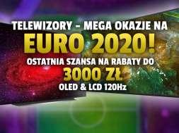 media expert days akcja promocja euro 2020 telewizory okładak