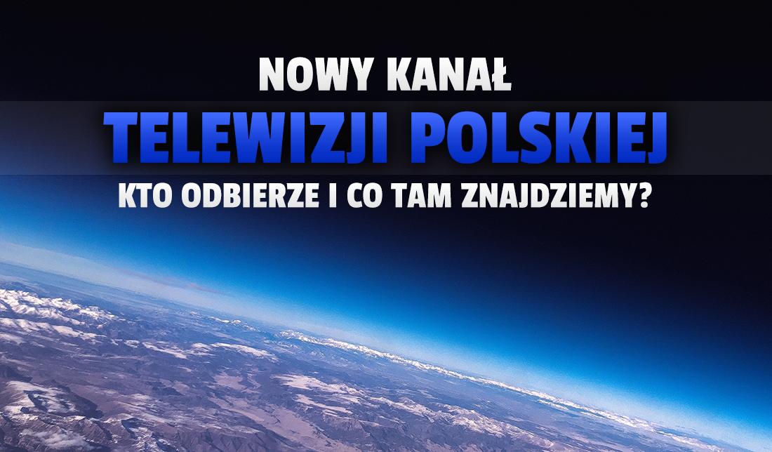 """TVP przygotowuje się do startu całkowicie nowego kanału! To """"polski punkt widzenia"""" – co tam znajdziemy?"""