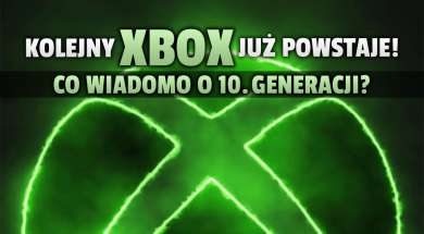 nowy xbox 10 generacja okładka