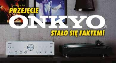 onkyo integra sharp przejęcie sprzedaż okładka