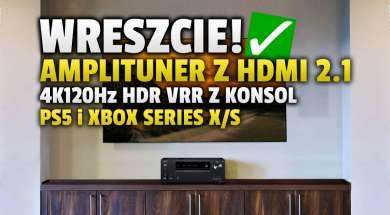 onkyo tx-rz50 amplituner HDMI 2.1 okładka