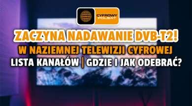 polsat testy dvb-t2 naziemna telewizja cyfrowa okładka