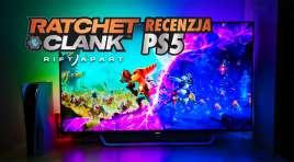 Dla takiej gry powinniście kupić konsolę nowej generacji PS5! Ratchet & Clank: Rift Apart, czyli przeskok do innego wymiaru | RECENZJA PS5