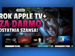 rok apple tv+ za darmo promocja okładka