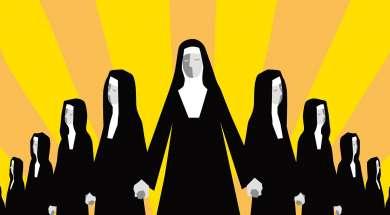 siostry zakonne player okładka