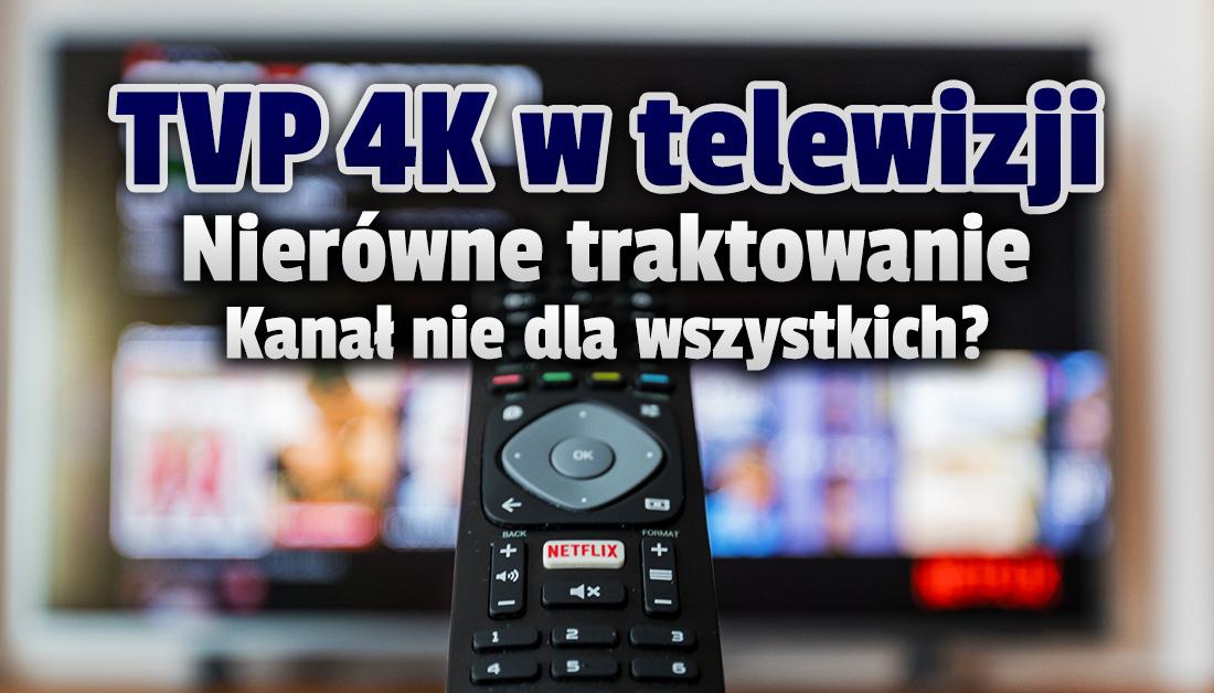 Polacy chcą mieć równy dostęp do kanału TVP 4K na EURO 2020. Co z kablówkami? Sieci skierowały mocny apel do TVP