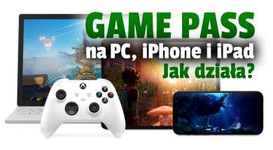 xbox game pass cloud gaming pc iphone ipad okładka