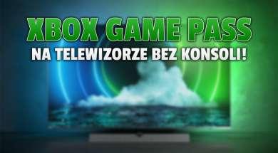 xbox game pass na telewizorze cloud gaming okładka