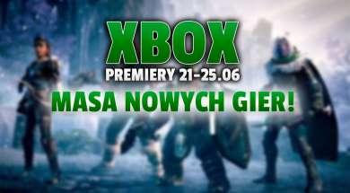 xbox gry premiery czerwiec okładka