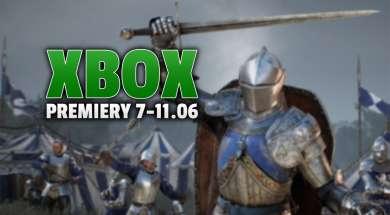 xbox konsole premiery 7-11 czerwca 2021 okładka
