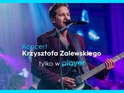 zalewski player koncert okładka