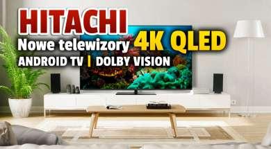 Hitachi telewizor seria Q 2021 okładka