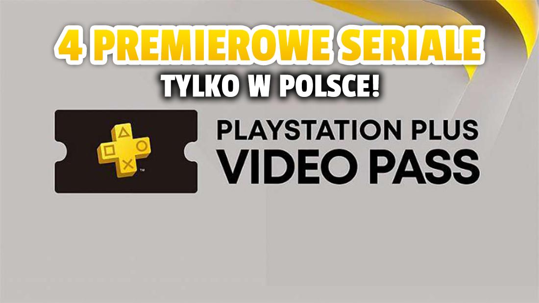 Cztery nowe seriale Sony Pictures w dostępnej tylko w Polsce usłudze PlayStation Plus Video Pass! To światowe premiery! Jak oglądać?