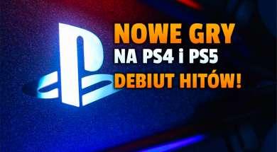 PlayStation Store PS5 PS4 nowe gry lipiec okładka