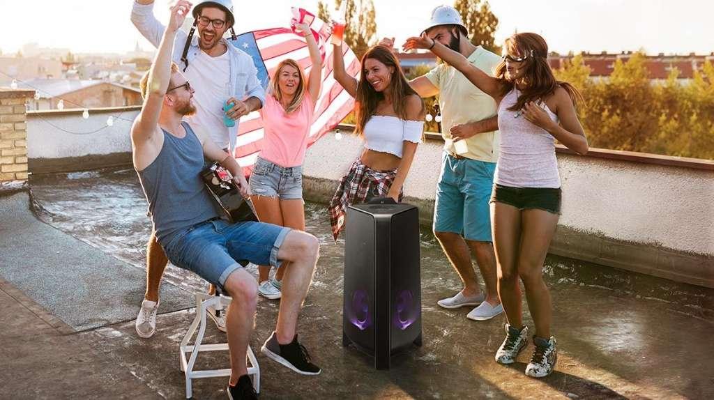 Samsung prezentuje potężne głośniki Power Audio - koncertowe brzmienie wysokiej jakości w domu? Zerkamy co potrafią
