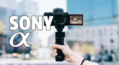 Sony ZV-E10 aparat okładka