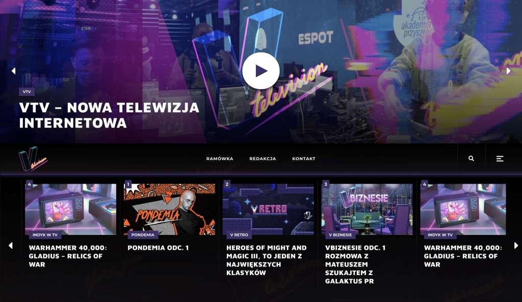Internetowa telewizji dla graczy już nadaje! Jakie treści znajdą się na wyjątkowym kanale?