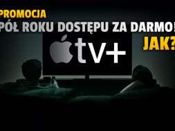 apple tv+ serwis pół roku za darmo playstation 5 okładka