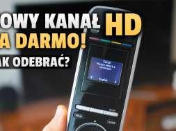 bild live kanał hd fta z satelity jak odebrać w Polsce okładka