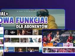 canal+ online nowa funkcja oglądanie na 2 urządzeniach okładka