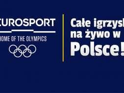 discovery eurosport player igrzyska olimpijskie tokio okładka