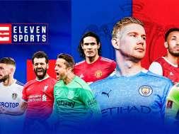 eleven sports the emirates fa cup piłka nożna prawa okładka