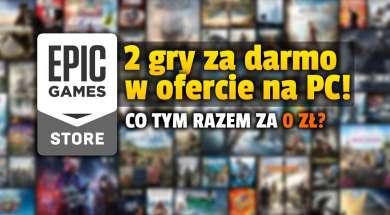 epic games store gry za darmo the walking dead ironcast okładka