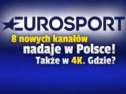 eurosport nowe kanały igrzyska tokio 4k okładka