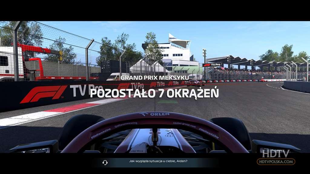 Formuła 1 nigdy nie była tak wciągająca - czy tryb fabularny to strzał w dziesiątkę? Jak prezentuje się F1 2021 na PS5 i Xbox Series X? | Recenzja