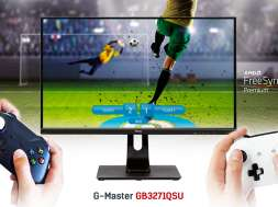 iiyama GB3271QSU-B1 monitor okładka