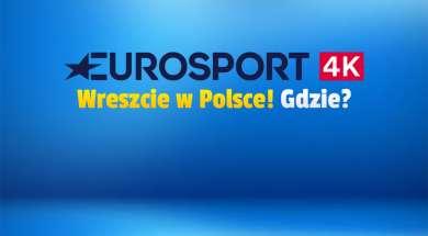 kanał eurosport 4k w polsce igrzyska olimpijskie okładka