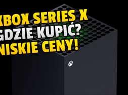 konsola xbox series x gdzie kupic oferty 13 lipca 2021 okładka