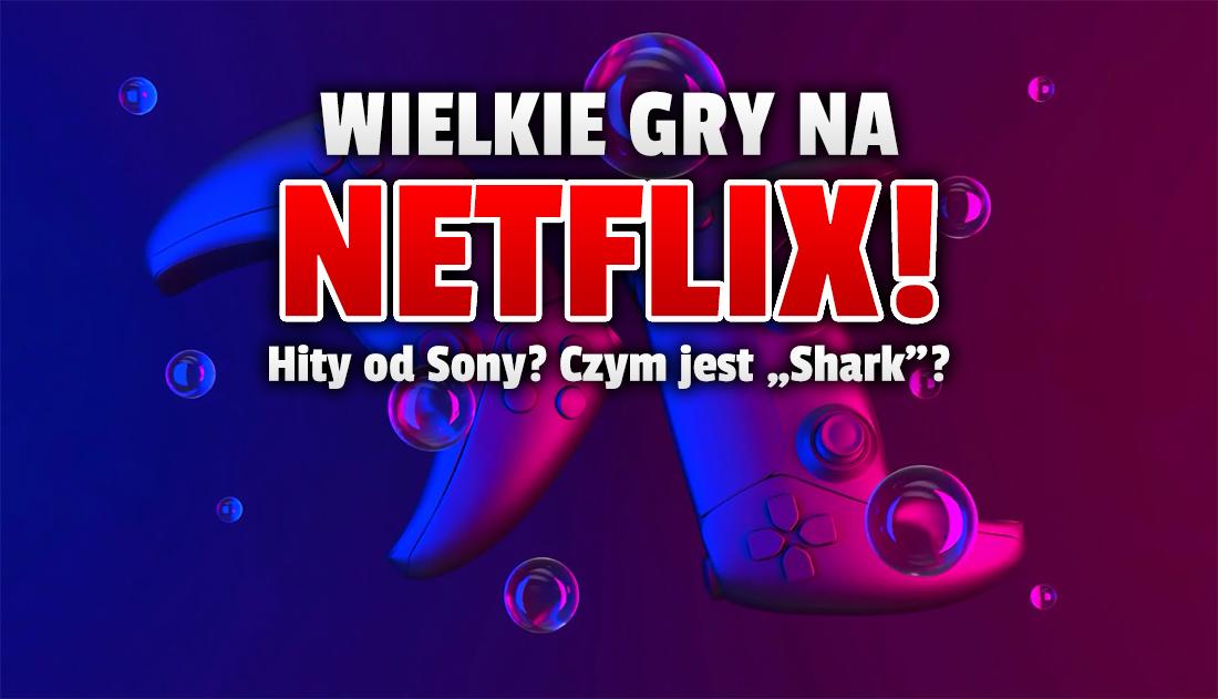 To już pewne: na Netflix pojawią się gry! W kodzie serwisu ukryto potężną produkcję Sony i kontroler DualSense – będą wielkie niespodzianki?