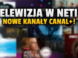 netia telewizja nowe kanały canal+ okładka