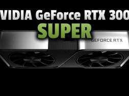 nvidia geforce rtx 3000 super karta graficzna okładka