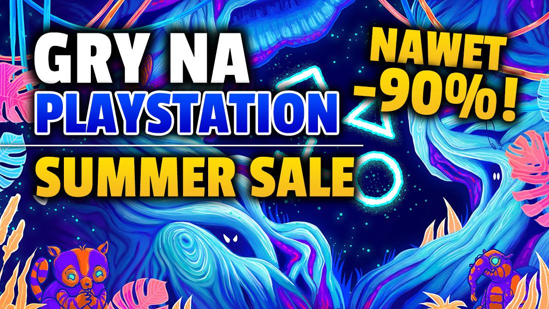 PlayStation Summer Sale ruszyło! Gry przecenione do aż 90%, w tym wielkie, najnowsze hity! Lista zawiera ponad 1000 pozycji – sprawdźcie!