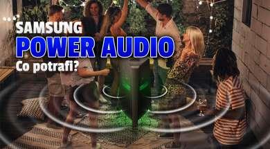 samsung power audio głośnik okładka