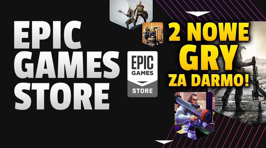 Kolejne dwie świetne gry teraz za darmo na PC w Epic Games Store! Co można pobrać tym razem?