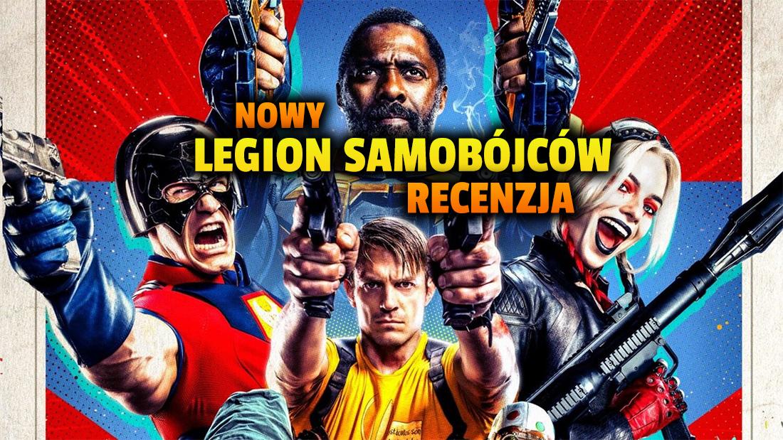 """Recenzja kinowa """"Legion samobójców: The Suicide Squad"""". Soczysta rozrywka w rytm komediowej demolki 6 sierpnia w kinach!"""