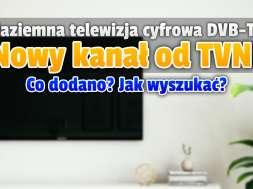 tvn player telewizja naziemna dvb-t2 nowy kanał okładka
