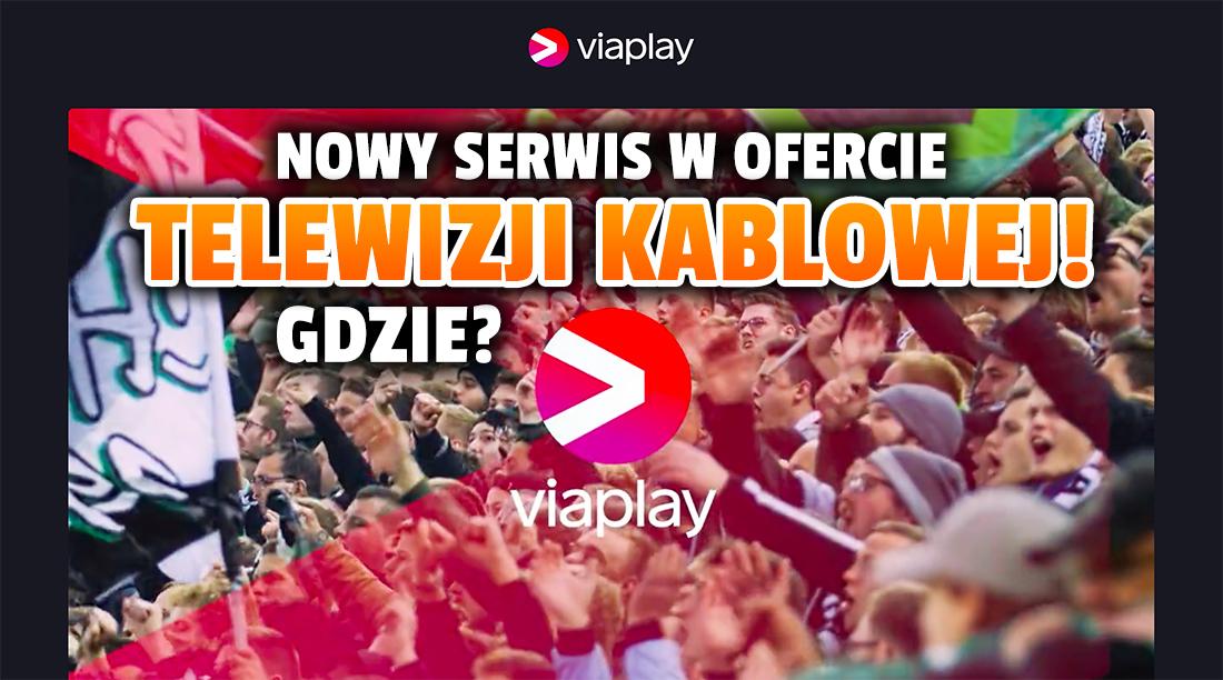 Serwis Viaplay, do którego trafi Bundesliga, Premier League i Formula 1 w ofercie kolejnej sieci kablowej! Abonenci będą mogli skorzystać z promocji
