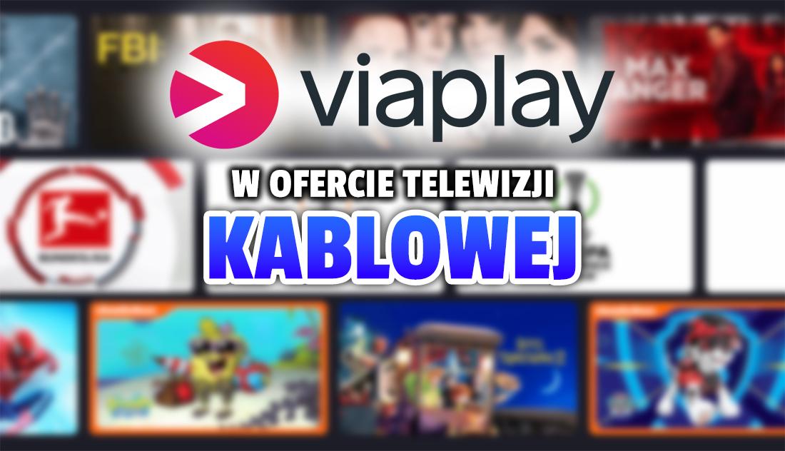 Platforma Viaplay, która przejęła prawa do Bundesliga, Premier League czy Formula 1 dogadała się z pierwszą siecią telewizji kablowej! Gdzie się pojawi i ile zapłacimy?