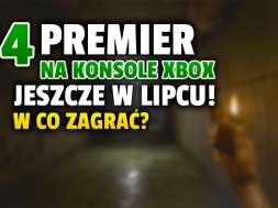 xbox gry lipiec 2021 premiery gry okładka