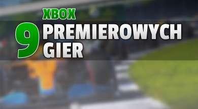 xbox gry premiery lipiec f1 2021