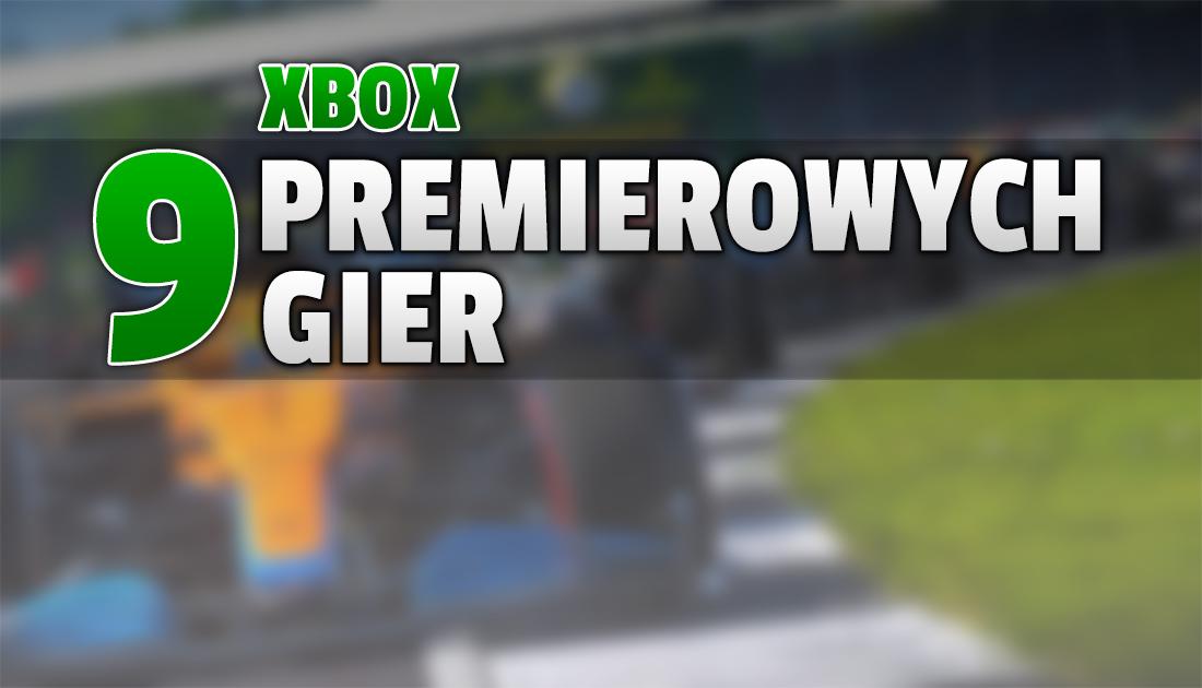 Przed nami 9 dużych premier na konsole Xbox! Pojawi się wielki hit, na który czekało wielu. W co zagramy?