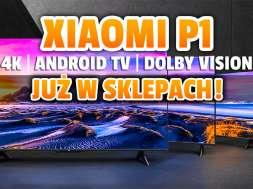 xiaomi pi telewizory 4k lcd sklepy ceny okładka